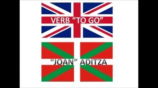 Lesson 6- To go verb- Joan aditza Learn Basque with Easy Basque