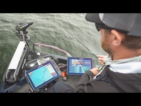 Finding Smallmouth Bass with Electronics