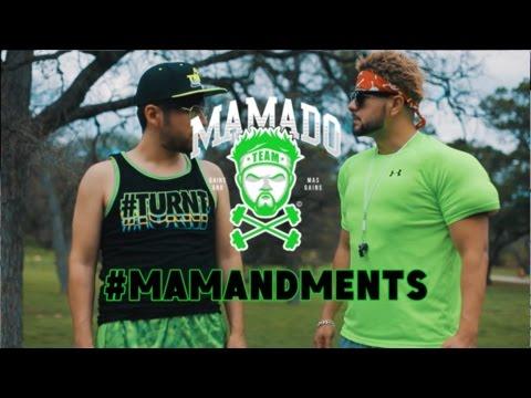 Chingo EL MAMADO Bling y JUAN HIERBAS Part 1/3 Mamandments