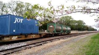 2016年4月10日 京葉臨海鉄道北袖分岐を通過する509列車