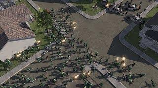GTA GANG vs POLICE WAR - GTA San Andreas (MOW AS2 mod)