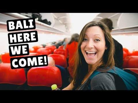 MYANMAR TO BALI | DMK's Best Lounge | Air Asia