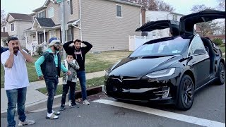 MY BROTHER SURPRISED ME WITH MY DREAM CAR!! *EMOTIONAL PRANK*