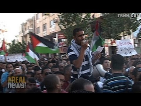 Anti-Austerity Protests Sweep West Bank