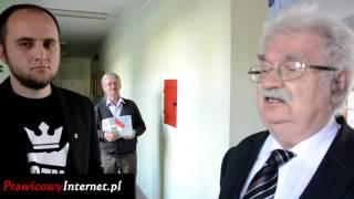 prof. Robert Jerzy Nowak: dobre i złe strony