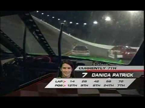 Danica Patrick First Stockcar Race You Rate Her Arca