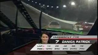Danica Patrick First Stockcar Race (You Rate Her) ARCA Daytona 2010