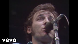Bruce Springsteen - Detroit Medley (The River Tour, Tempe 1980)