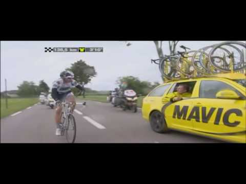 Cycling Tour de France 2009 Part 4