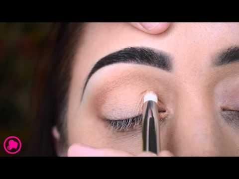 Glitter Eye Makeup Video Tutorial