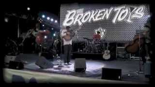 THE BROKEN TOYS - VIVO - CIUDAD EMERGENTE 2013