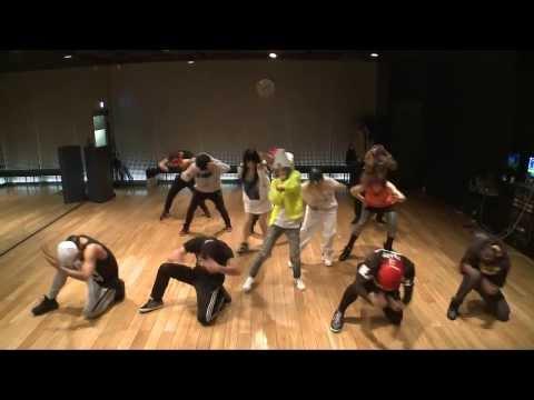 開始Youtube練舞:Come back home-2NE1 | 個人舞蹈練習