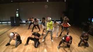 2NE1 - Come Back Home Dance Practice Ver. (Mirrored)