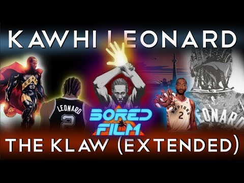 Kawhi Leonard - The Klaw (Career Retrospective)