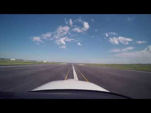 First Solo Cross Country in a Cirrus SR20