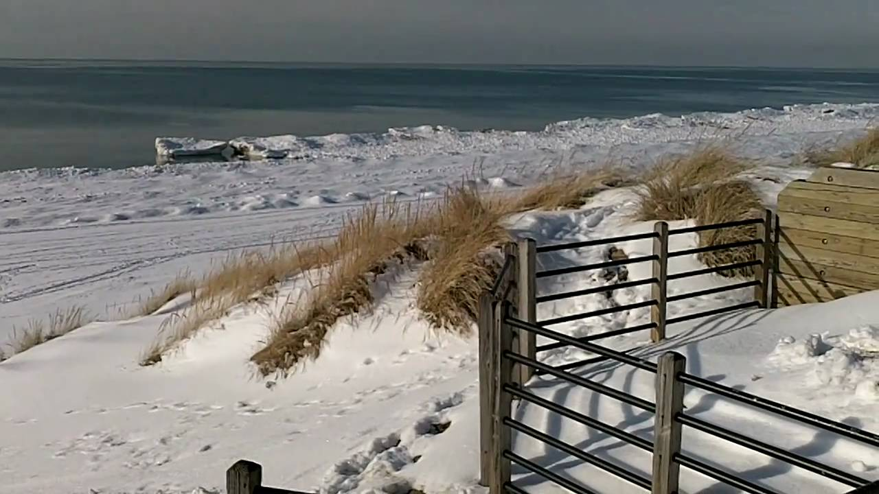 Tunnel Park In Holland Mi A Look At The Winter