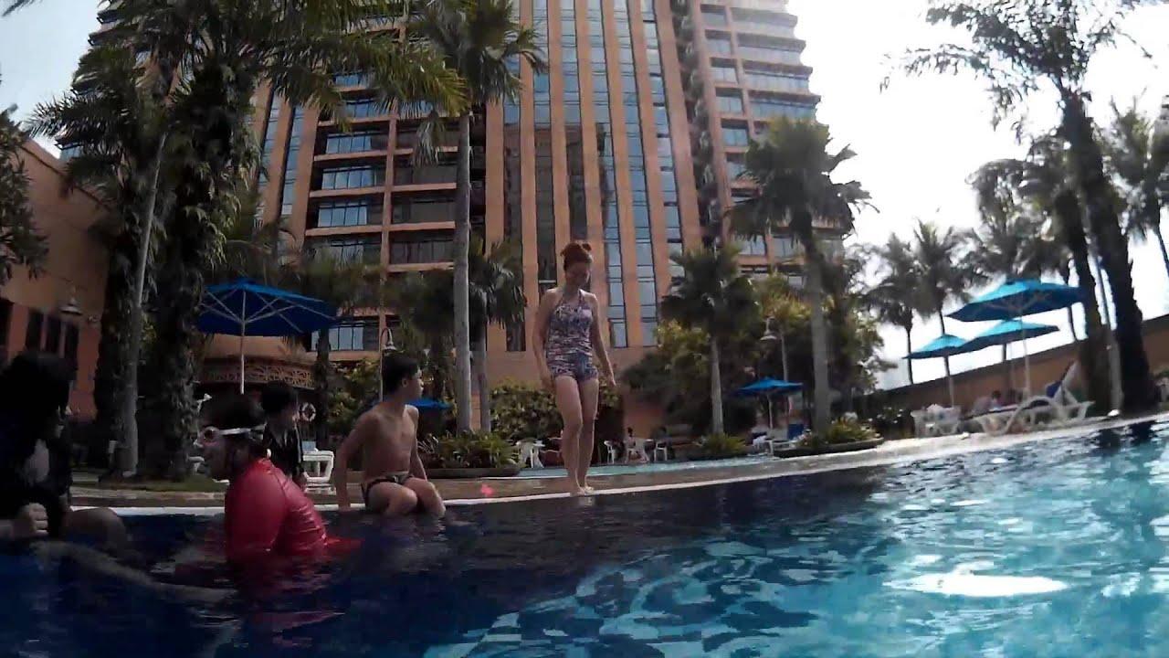 Berjaya Time Square Swimming Pool Youtube