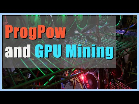Why ProgPow Matters | Network Hash Rate Estimates | GPU Cryptocurrency Mining