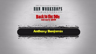 ANTHONY BENJAMIN   Fabolous - Young