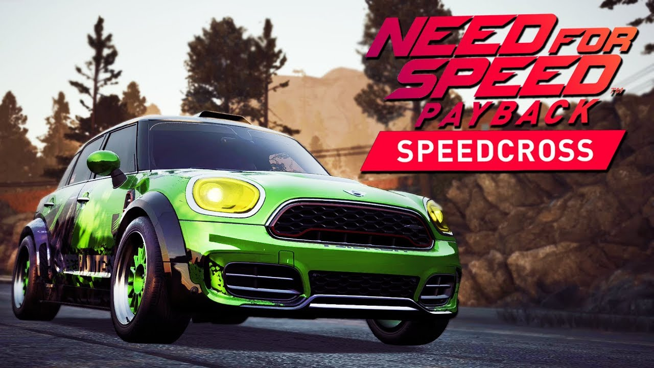 Need for Speed Payback SPEEDCROSS DLC PL #2 – NA SAM SZCZYT BLACKLISTY! – PC