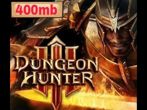 How To Download Dungeon Hunter 3 For Any Android Device||working Game Proof||offline||DIRECT LINK||