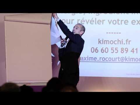 Maxime ROCOURT L'énergie personnelle, PNL POWER nov.14 avec Paul Pyronnet Institut