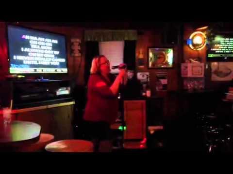 Alone at Karaoke