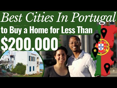 $200K Homes In Portugal | See What $200K Buys You in Lisbon, Porto, the Algarve & Central Portugal