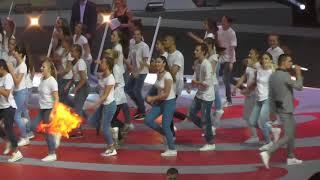 Дима Билан - I фестиваль национальных видов спорта СНГ г.Ульяновск