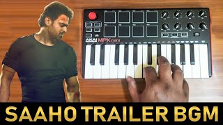 Saaho Trailer Bgm | Ringtone By Raj Bharath With Download Link | Prabhas, Shraddha Kapoor, Ghibran