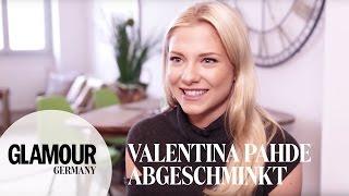 GLAMOUR Abgeschminkt mit GZSZ-Schauspielerin Valentina Pahde I Folge #6