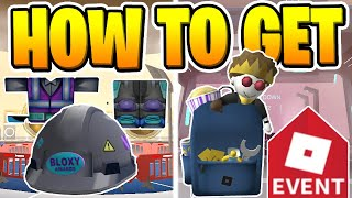 [?EVENT] How to Get ALL ITEMS in Roblox 8th Annual Bloxy Awards Event (BEFORE EVENT)