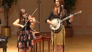 The Quebe Sisters Band: Texas Fiddle & Swing