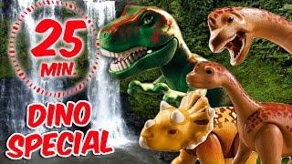 Die Kinderserien auf deutsch aus der Welt von Playmobil Dinosaurier...