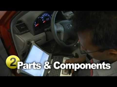 Toyota Periodic Maintenance Service Gulfport Biloxi MS