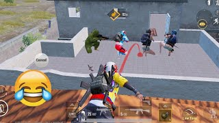 Best Trolling Of Noobs 😜🤣   PUBG MOBILE FUNNY MOMENTS