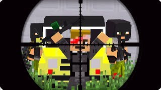 Ликвидация капитана Кравченко! [ЧАСТЬ 25] Зомби апокалипсис в майнкрафт! - (Minecraft - Сериал)