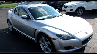 2006 Mazda RX-8 Walkaround, Start up, Tour and Overview