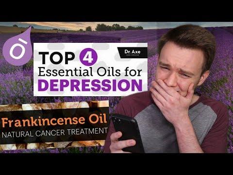 Dangerous Posts in Essential Oils Facebook