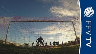 NPL1 RD 13: Sunshine George Cross v FC Bendigo