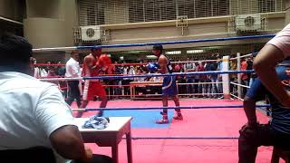One of the best boxing match in Mumbai#boxing #boxer #crowd #fighgt #bfi #mumbai #Indian