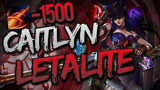 CAITLYN LÉTALITÉ - L'ULTIME TAPE DU 1500