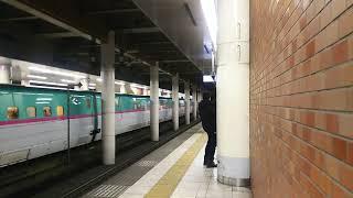 上越新幹線 とき363号 新潟行き E2系  2018.12.29