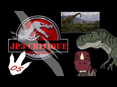 Critique de JP3 - Episode 05 : Les Autres Dinosaures