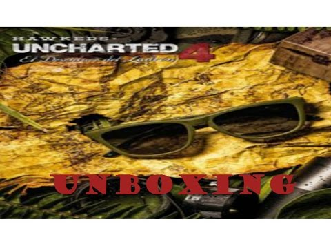 Unboxing X Uncharted 4 hawkers Youtube Tl1u3cFKJ