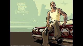 Grand Theft Auto San Andreas- Олдскульный Стрим.  Охлади трахание