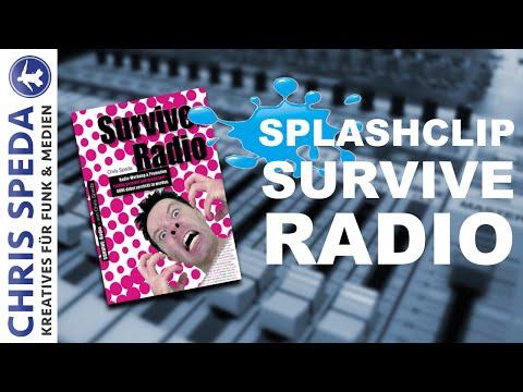 """SplashClip - Erklärvideo zum Radiohandbuch """"Survive Radio"""" vom Autor Chris Speda"""