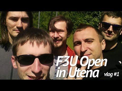 F3U Open in Utena Lithuania - Первая серия