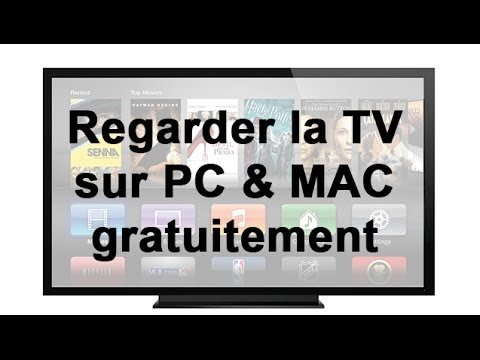 regarder la tv sur pc mac gratuitement sans logiciel youtube. Black Bedroom Furniture Sets. Home Design Ideas