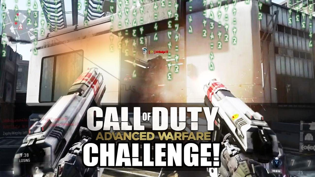 call of duty advanced warfare the matrix challenge youtube. Black Bedroom Furniture Sets. Home Design Ideas